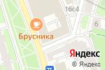 Схема проезда до компании Beauty Revolution в Москве