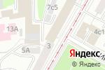 Схема проезда до компании Технология в Москве