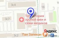Схема проезда до компании ТФ MALSRED.RU в Москве