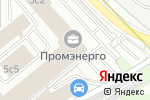Схема проезда до компании Геологоразведка в Москве