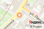 Схема проезда до компании ПремиумСервис в Москве