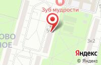 Схема проезда до компании Орг Инфоорм в Москве