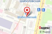 Схема проезда до компании ЭнергоМонтаж в Москве
