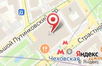 Схема проезда до компании МТС в Щербинке