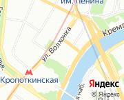 улица Волхонка, 9 корпус 1