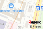 Схема проезда до компании Light Smart в Москве