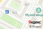 Схема проезда до компании Азбука полимеров в Москве
