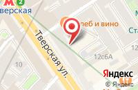 Схема проезда до компании Эй Джи Консалт в Москве