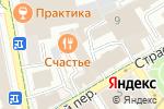 Схема проезда до компании Ginza Project в Москве