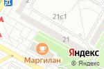 Схема проезда до компании 5lb в Москве