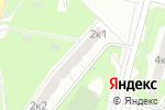 Схема проезда до компании KARBIX в Москве