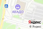 Схема проезда до компании Termokit в Москве