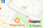 Схема проезда до компании Здрав плюс в Москве