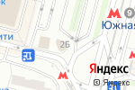 Схема проезда до компании Мастерская стиля в Москве