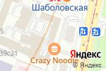 Схема проезда до компании Паренда в Москве