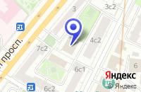 Схема проезда до компании КБ ФЛОРА-МОСКВА в Москве