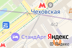 Схема проезда до компании VersAlign Technology в Москве