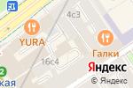 Схема проезда до компании Контрол Рискс Груп Лимитед в Москве