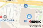 Схема проезда до компании LeKiKO в Москве