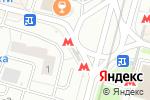 Схема проезда до компании Станция Южная в Москве