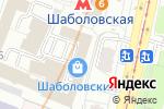 Схема проезда до компании Парус Удачи в Москве