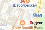 Схема проезда до компании Matrixoffice в Москве