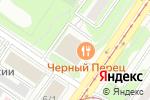 Схема проезда до компании Международная пивная станция в Москве