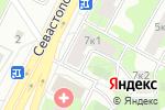 Схема проезда до компании InsideAuto.Ru в Москве