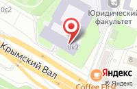 Схема проезда до компании Ералаш-Пресс в Москве