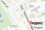 Схема проезда до компании КамераIQ в Москве