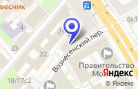 Схема проезда до компании НОТАРИУС ДЗЯДЫК Я.И. в Москве