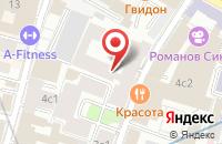 Схема проезда до компании Этнопресс в Москве