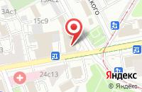 Схема проезда до компании Студия 15 в Москве