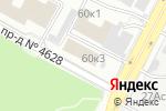 Схема проезда до компании Аннино-Плаза в Москве