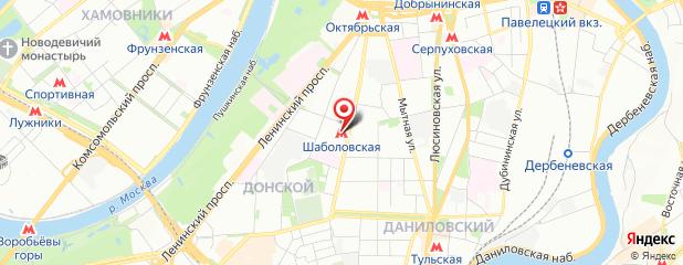 Проститутка debby +7(926) 004-9315 на Яндекс карте