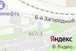 Схема проезда до компании Вторичные ресурсы в Москве