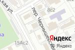 Схема проезда до компании Премиум Реал Эстейт в Москве