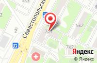 Схема проезда до компании ТрансПарк в Москве