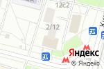 Схема проезда до компании Fashion Look в Москве