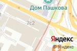 Схема проезда до компании Московская государственная картинная галерея народного художника СССР А. Шилова в Москве