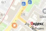 Схема проезда до компании Линк в Москве