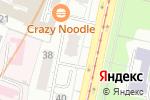 Схема проезда до компании Fine English Club в Москве