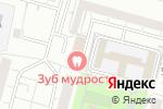 Схема проезда до компании АльбетА в Москве