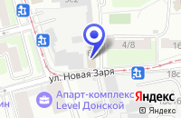 Схема проезда до компании ИНСТИТУТ СПЕЦТЕХНИКИ в Москве