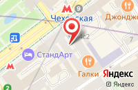 Схема проезда до компании Гранд-Восток в Москве