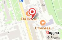 Схема проезда до компании Национальный Совет Стратегических Исследований в Москве