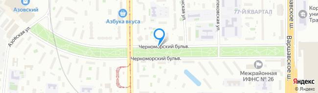 Черноморский бульвар