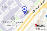 Схема проезда до компании МЕБЕЛЬНЫЙ МАГАЗИН ВИЛТАРИС в Москве