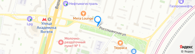 Россошанская улица