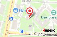 Схема проезда до компании Управляющая Компания Ае Трейд в Москве